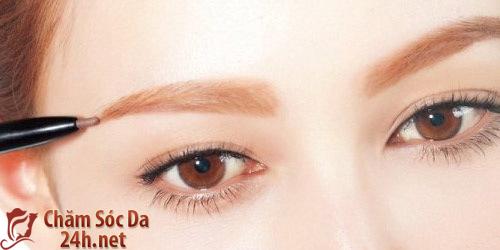 Bí quyết trang điểm cặp lông mày giúp cho khuôn mặt nổi bật hơn