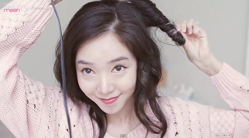 Các kiểu búi tóc đẹp tuyệt cho nàng công sở