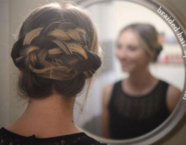 Cách tết tóc ngôi giữa sang trọng và quyến rũ cho phái đẹp