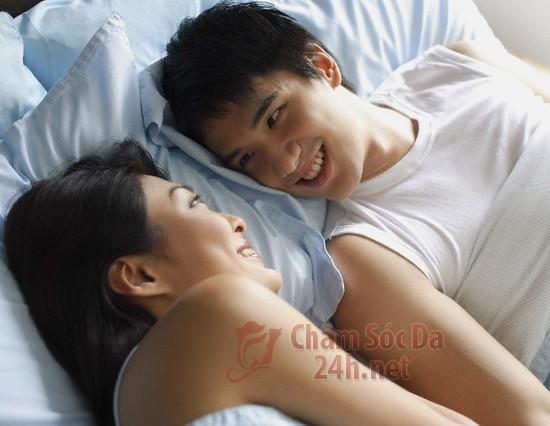"""3 chiêu lãng mạn nên làm sau khi """"yêu"""""""