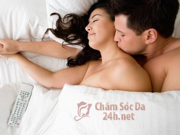 3 chiêu lãng mạn nên làm sau khi