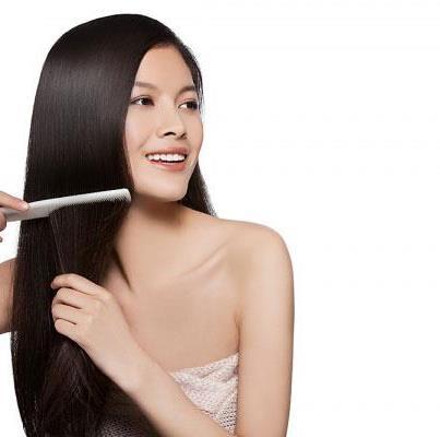 làm mượt tóc với dầu dừa
