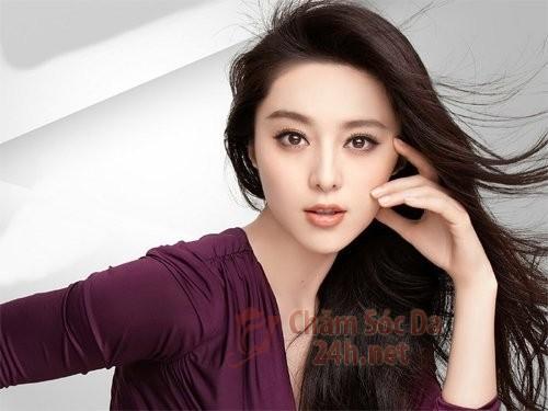 Trang điểm mắt quyến rũ theo phong cách của Phạm Băng Băng
