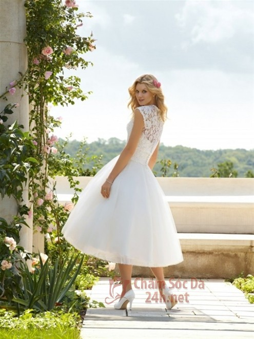 váy cưới ren 2014-12