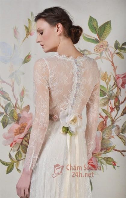 váy cưới ren 2014-14