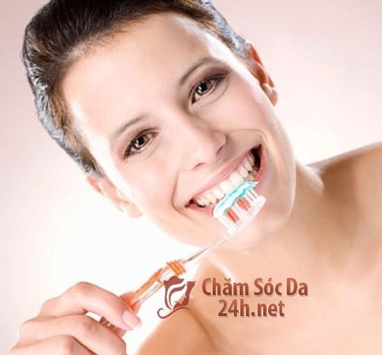 Các bước đánh răng đúng cách bạn có biết ?