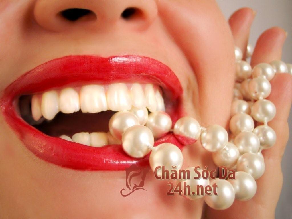 Các loại thực phẩm dễ làm hỏng, ố răng của bạn