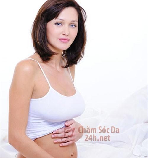 Hướng dẫn cách chăm sóc bầu ngực khi mang thai đúng cách bạn nên biết - phần 3